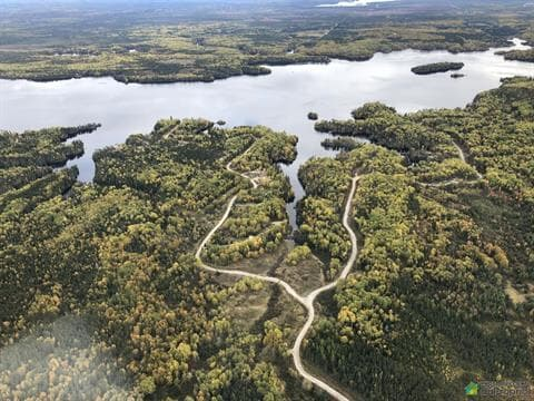 Lot for sale in Péribonka, Saguenay/Lac-Saint-Jean, 387, Chemin du Réservoir, 24243017 - Centris.ca