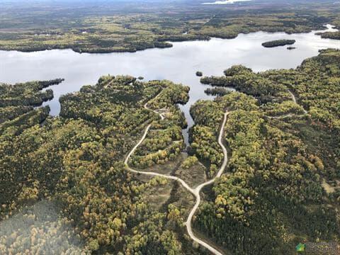 Lot for sale in Péribonka, Saguenay/Lac-Saint-Jean, 425, Chemin du Réservoir, 14042310 - Centris.ca