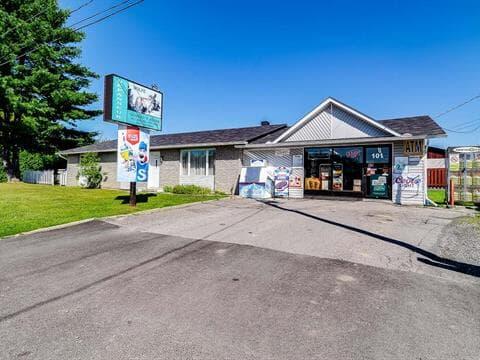 Bâtisse commerciale à vendre à Gatineau (Masson-Angers), Outaouais, 103, Rue de l'Aréna, 14602224 - Centris.ca