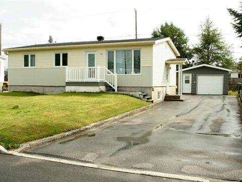 House for sale in Chibougamau, Nord-du-Québec, 412, Rue  McLean, 26272550 - Centris.ca