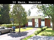 Maison à vendre à Mercier, Montérégie, 30, Rue  Mars, 23506734 - Centris.ca
