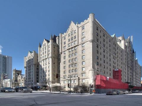 Condo / Appartement à louer à Ville-Marie (Montréal), Montréal (Île), 1321, Rue  Sherbrooke Ouest, app. F2, 24114604 - Centris.ca