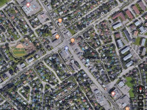 Terrain à vendre à Québec (Charlesbourg), Capitale-Nationale, 11025, boulevard  Henri-Bourassa, 24493044 - Centris.ca