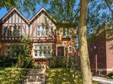 Maison à louer à Westmount, Montréal (Île), 611, Avenue  Lansdowne, 21805969 - Centris.ca