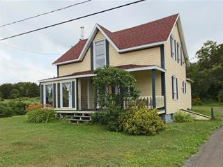 Maison à vendre à Métis-sur-Mer, Bas-Saint-Laurent, 24, Route  132, 9341164 - Centris.ca