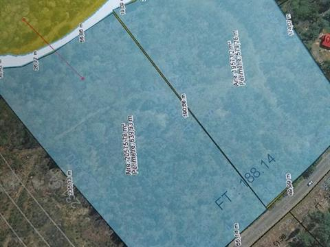 Terrain à vendre à Saint-Cuthbert, Lanaudière, Rang  Saint-André Sud-Ouest, 26368826 - Centris.ca