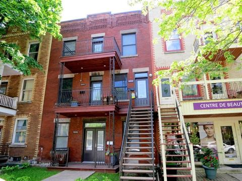 Condo / Appartement à louer à Montréal (Rosemont/La Petite-Patrie), Montréal (Île), 6798, Rue  Saint-Denis, 15057317 - Centris.ca