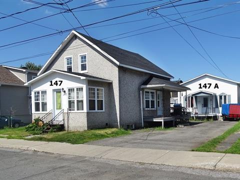 Duplex for sale in Drummondville, Centre-du-Québec, 147 - 147A, 10e Avenue, 19943870 - Centris.ca