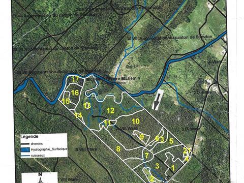 Land for sale in Saint-Luc-de-Bellechasse, Chaudière-Appalaches, Chemin  Saint-Abdon, 16473024 - Centris.ca