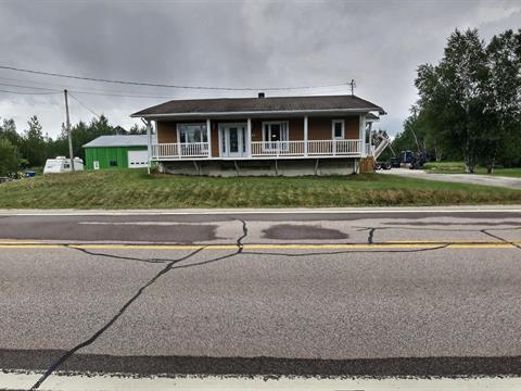 Maison à vendre à Dolbeau-Mistassini, Saguenay/Lac-Saint-Jean, 322, Rang  Sainte-Marie, 26354950 - Centris.ca
