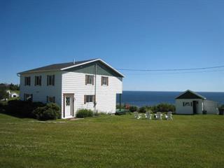 Maison à vendre à Cloridorme, Gaspésie/Îles-de-la-Madeleine, 9, Route  Beaudoin, 28809977 - Centris.ca