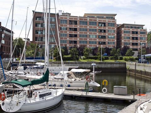 Condo / Appartement à louer à Québec (La Cité-Limoilou), Capitale-Nationale, 125, Rue  Dalhousie, app. 119, 20655672 - Centris.ca
