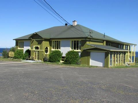 Maison à vendre à Saint-Maxime-du-Mont-Louis, Gaspésie/Îles-de-la-Madeleine, 26, Rue de Ruisseau-des-Olives, 9379479 - Centris.ca