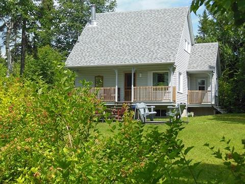 House for sale in Lac-Bouchette, Saguenay/Lac-Saint-Jean, 480, Chemin de la Pointe-Sphérique, 21398305 - Centris.ca