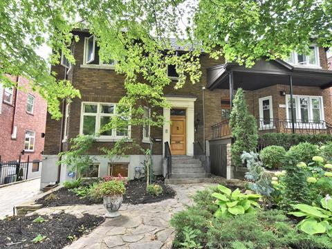 Maison à vendre à Côte-des-Neiges/Notre-Dame-de-Grâce (Montréal), Montréal (Île), 3518, Avenue de Vendôme, 18822643 - Centris.ca