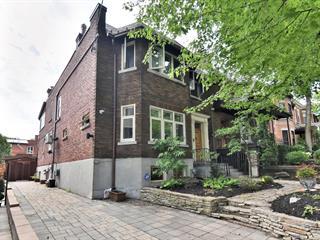 House for sale in Montréal (Côte-des-Neiges/Notre-Dame-de-Grâce), Montréal (Island), 3518, Avenue de Vendôme, 18822643 - Centris.ca