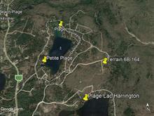 Terrain à vendre à Harrington, Laurentides, Chemin des Labradors, 13891422 - Centris.ca