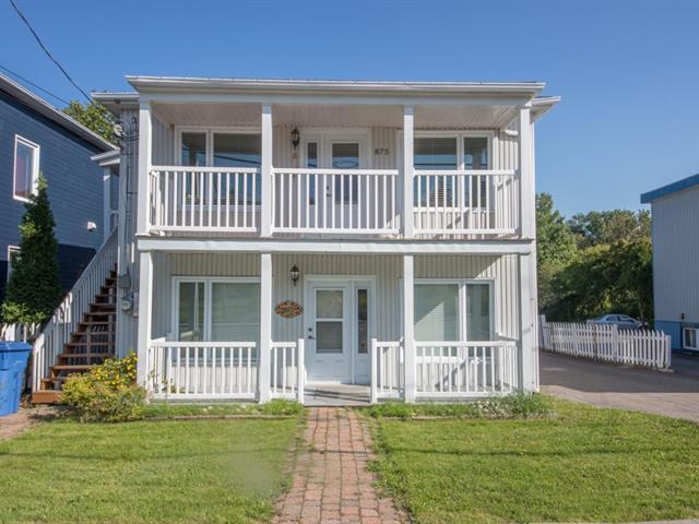 Duplex for sale in Saguenay (Chicoutimi), Saguenay/Lac-Saint-Jean, 875 - 877, Rue  Saint-Paul, 16607833 - Centris.ca