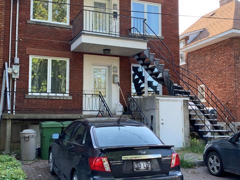 Condo / Apartment for rent in Lachine (Montréal), Montréal (Island), 653, 25e Avenue, 27029578 - Centris.ca