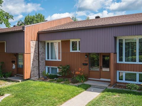 Townhouse for sale in La Haute-Saint-Charles (Québec), Capitale-Nationale, 3549, Rue  Pincourt, 20382272 - Centris.ca
