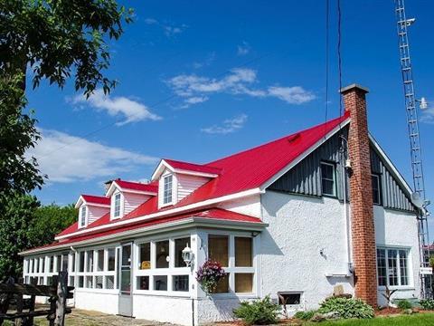 House for sale in Hemmingford - Canton, Montérégie, 144, Route  219 Sud, 22907272 - Centris.ca