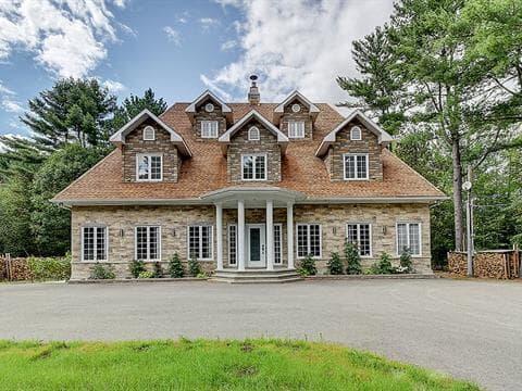 House for sale in Sainte-Julienne, Lanaudière, 4449, Côte  Saint-Paul, 26580109 - Centris.ca
