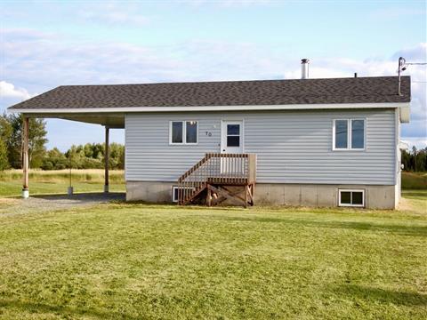 Maison à vendre à Val-d'Or, Abitibi-Témiscamingue, 70, Chemin  Harricana, 28938674 - Centris.ca