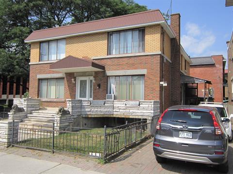 Triplex for sale in Ahuntsic-Cartierville (Montréal), Montréal (Island), 115 - 119, Rue  De Beauharnois Ouest, 23013704 - Centris.ca