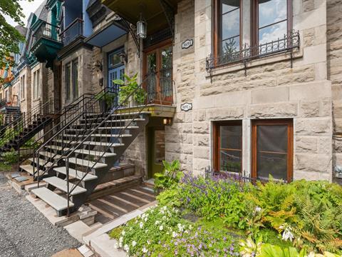 Condo à vendre à Le Plateau-Mont-Royal (Montréal), Montréal (Île), 3691A, Avenue  Laval, 28998359 - Centris.ca