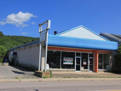 Commercial building for sale in La Tuque, Mauricie, 444, Rue  Bostonnais, 12404219 - Centris.ca