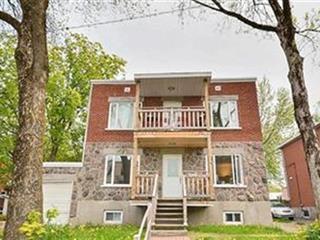 Duplex à vendre à Québec (La Cité-Limoilou), Capitale-Nationale, 1960 - 1970, 24e Rue, 18122885 - Centris.ca