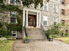 Condo for sale in Westmount, Montréal (Island), 343, Avenue  Clarke, apt. 3, 25926376 - Centris.ca