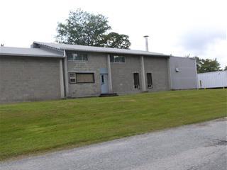 Bâtisse industrielle à vendre à East Broughton, Chaudière-Appalaches, 400, Avenue  Turcotte, 28902853 - Centris.ca