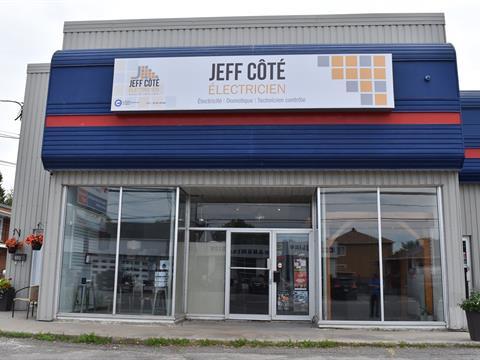 Commercial unit for rent in Victoriaville, Centre-du-Québec, 689, Rue  Notre-Dame Ouest, 13132101 - Centris.ca