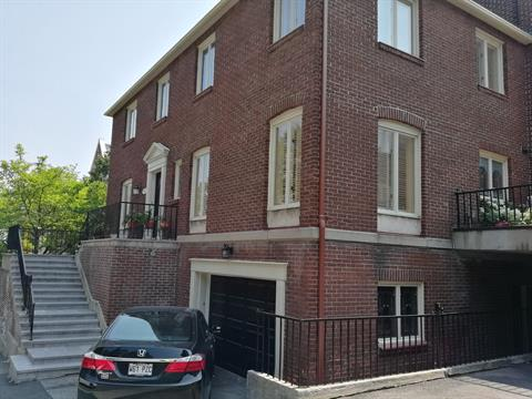 Townhouse for sale in Ville-Marie (Montréal), Montréal (Island), 3460, Avenue du Musée, 9139736 - Centris.ca