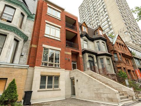 Condo / Apartment for rent in Ville-Marie (Montréal), Montréal (Island), 1831, boulevard  René-Lévesque Ouest, apt. 304, 16772852 - Centris.ca