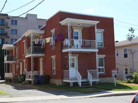 Quadruplex for sale in Granby, Montérégie, 346 - 348, Rue  Notre-Dame, 19047950 - Centris.ca