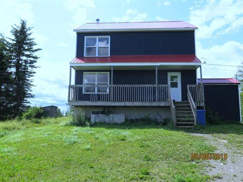 House for rent in La Trinité-des-Monts, Bas-Saint-Laurent, 49, Chemin du Cenellier Est, 11633331 - Centris.ca
