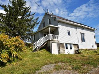 House for sale in Saint-Michel-du-Squatec, Bas-Saint-Laurent, 100, 1er-et-2e Rang Est, 27530338 - Centris.ca