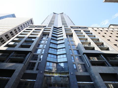 Condo / Appartement à louer à Ville-Marie (Montréal), Montréal (Île), 1188, Avenue  Union, app. 2502, 26285327 - Centris.ca