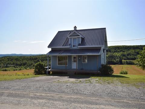 Maison à vendre à Saint-Michel-du-Squatec, Bas-Saint-Laurent, 120, 1er-et-2e Rang Est, 19645992 - Centris.ca