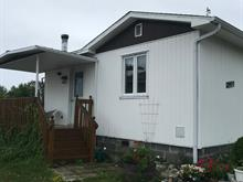 Mobile home for sale in Ragueneau, Côte-Nord, 2495, 2e Rang, 13844470 - Centris.ca