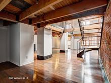 Loft / Studio à louer à Ville-Marie (Montréal), Montréal (Île), 696, Rue  William, app. 411, 11440388 - Centris.ca