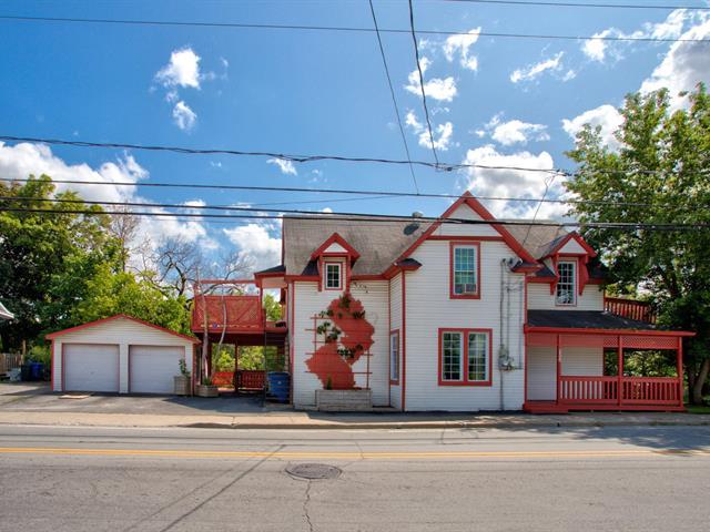 Duplex à vendre à L'Épiphanie, Lanaudière, 236 - 238, Rue  Notre-Dame, 28719385 - Centris.ca