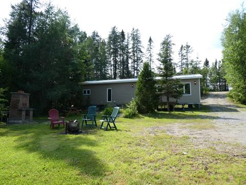 Cottage for sale in Bégin, Saguenay/Lac-Saint-Jean, 141, Chemin de la Rivière-à-l'Ours, 22603370 - Centris.ca