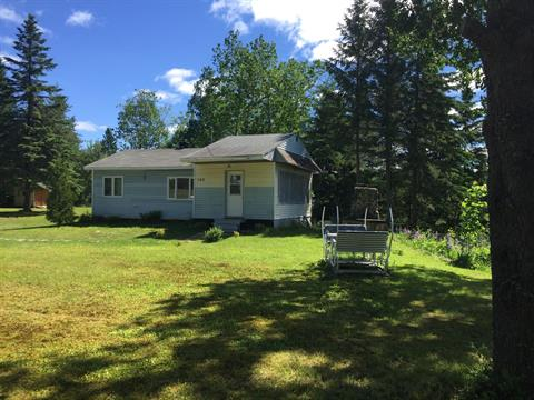 Cottage for sale in La Tuque, Mauricie, 140, Route  155 Nord, 25468790 - Centris.ca