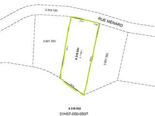 Terrain à vendre à Shefford, Montérégie, Rue  Ménard, 25611540 - Centris.ca