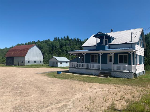 Maison à vendre à La Bostonnais, Mauricie, 1354, Route  155 Nord, 27559877 - Centris.ca