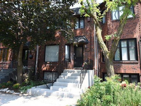 House for sale in Le Plateau-Mont-Royal (Montréal), Montréal (Island), 3851, Rue  Drolet, 20161374 - Centris.ca