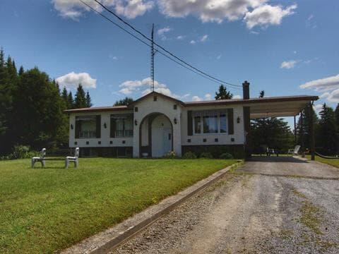 Fermette à vendre à Weedon, Estrie, 512Z, Chemin de Fontainebleau, 14660463 - Centris.ca